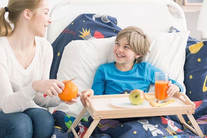 Sick Child Home Care